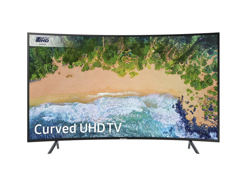Best Curved 4K TV 2018 NU7300 Curved Ultra HD certified HDR Smart 4K