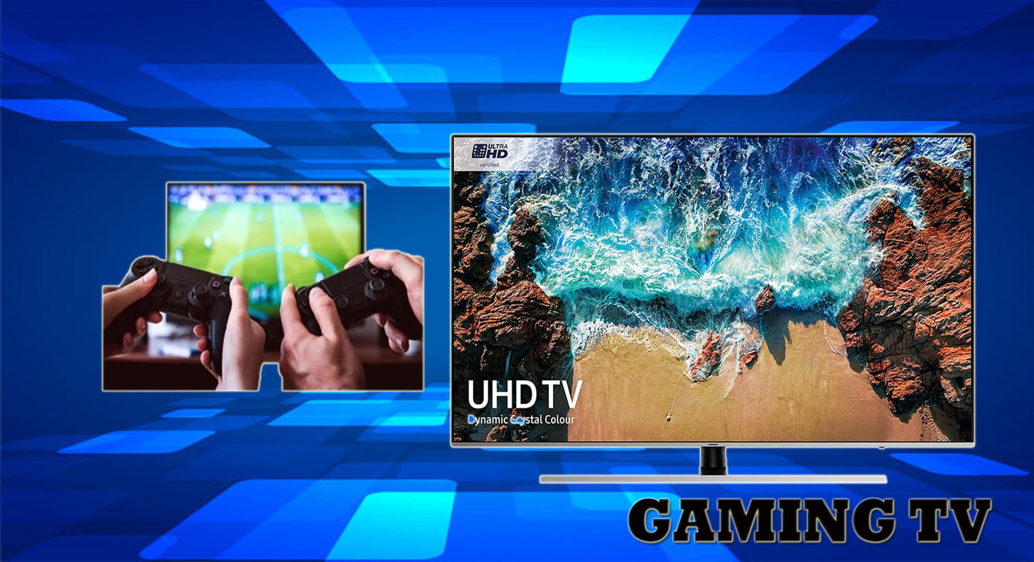Gaming TV Slider