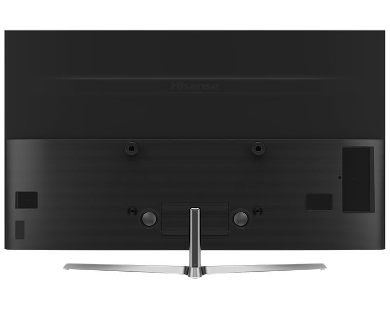 Hisense U7A 4K Ultra HD ULED Smart TV Amazon UK HDR back