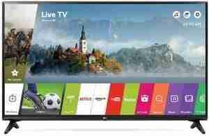40-inch TVs - LG 43LJ5500