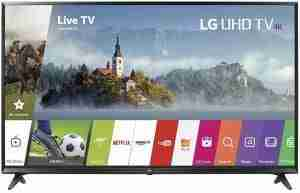 40-inch TVs - LG 43UJ6300