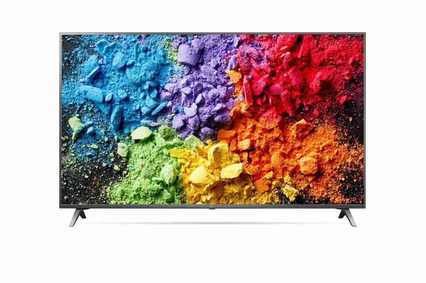 LG OLED ThinQ AI 2018 4k tv what is smart intelligence artificial 2