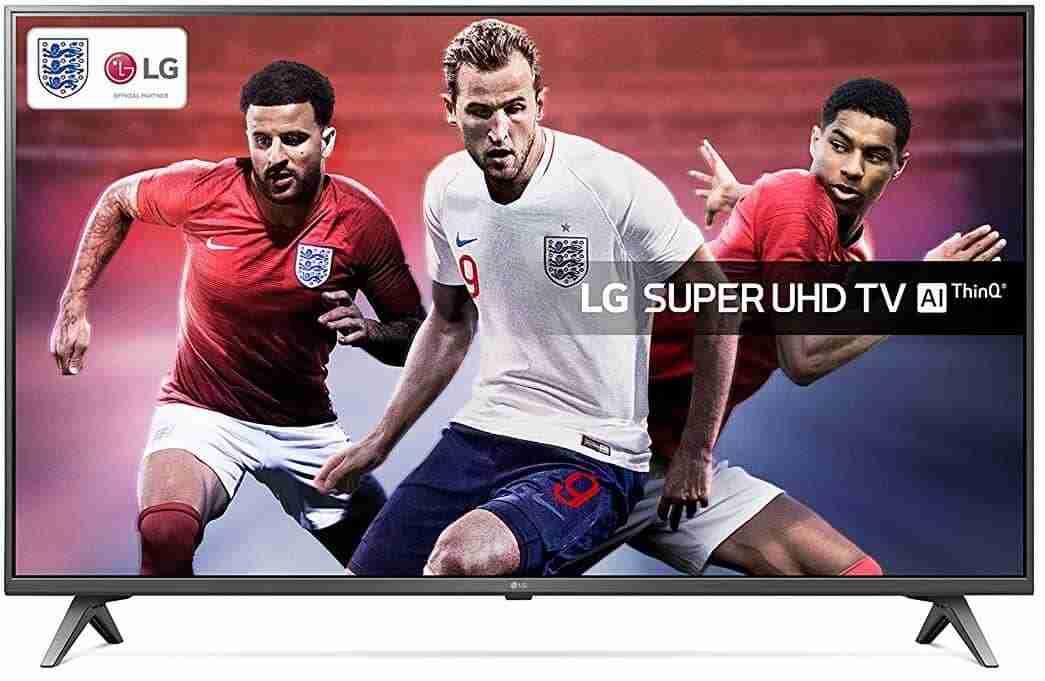 LG SK8000 LED 4K TV