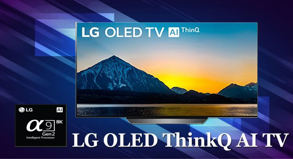 LG ThinkQ AI TV
