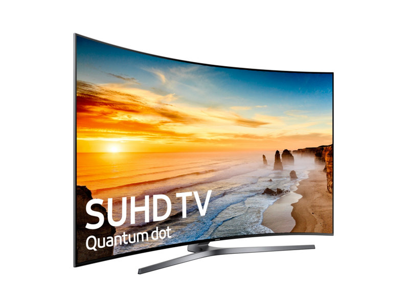 best curved 4k tv