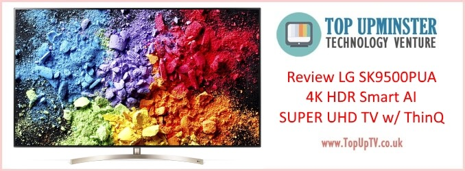 Review Lg Sk9500 Suhd 4k Smart Ai Tv W Thinq