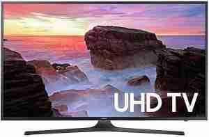 40-inch TVs - Samsung UN40MU6300