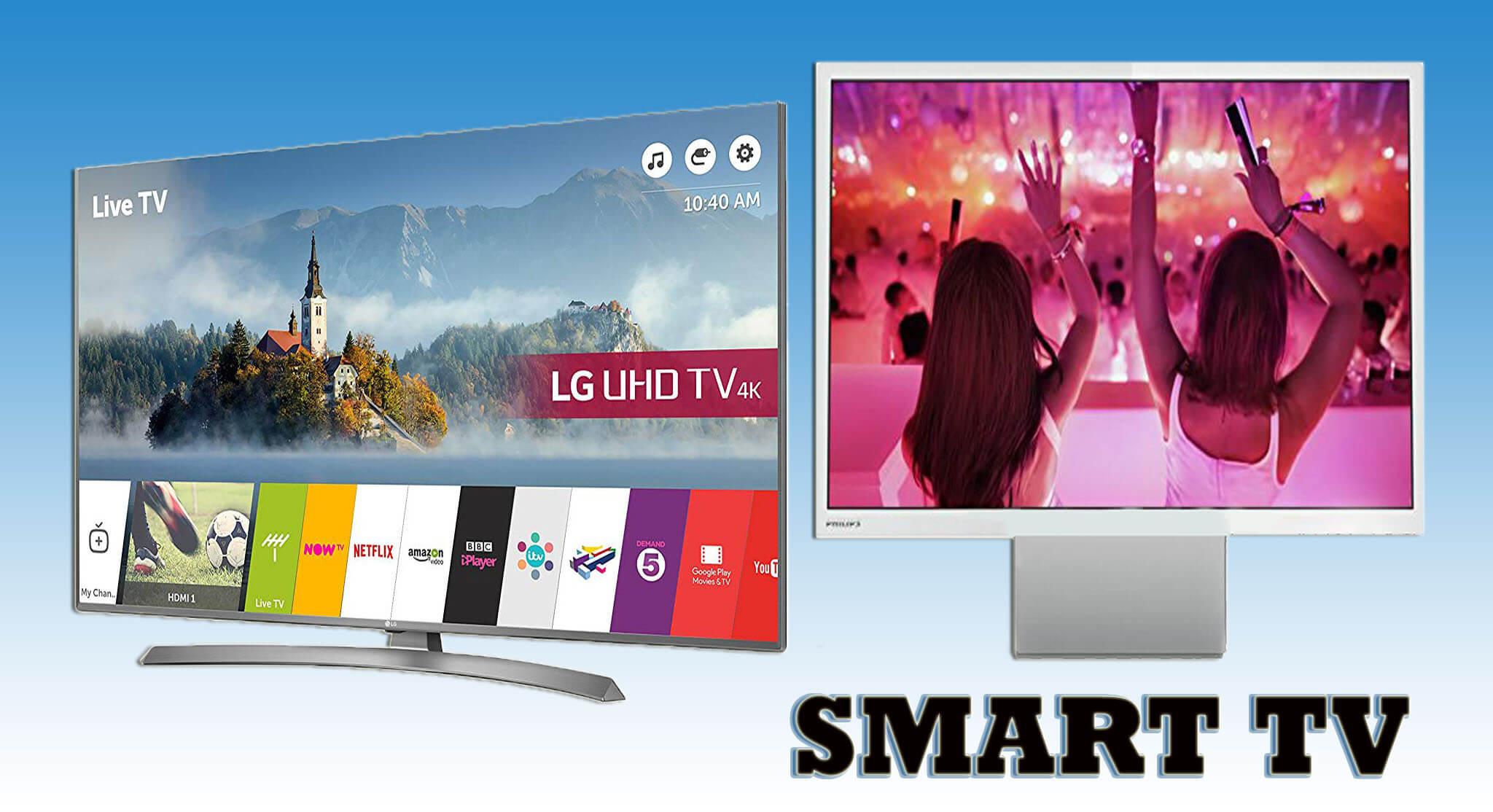 Smart TV Slider