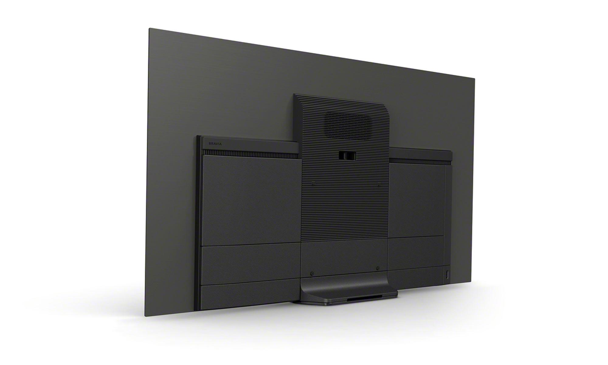 Sony Bravia AF8 OLED A8F Ultra HD 4K HDR10 Plus Smart TV 2018 Back