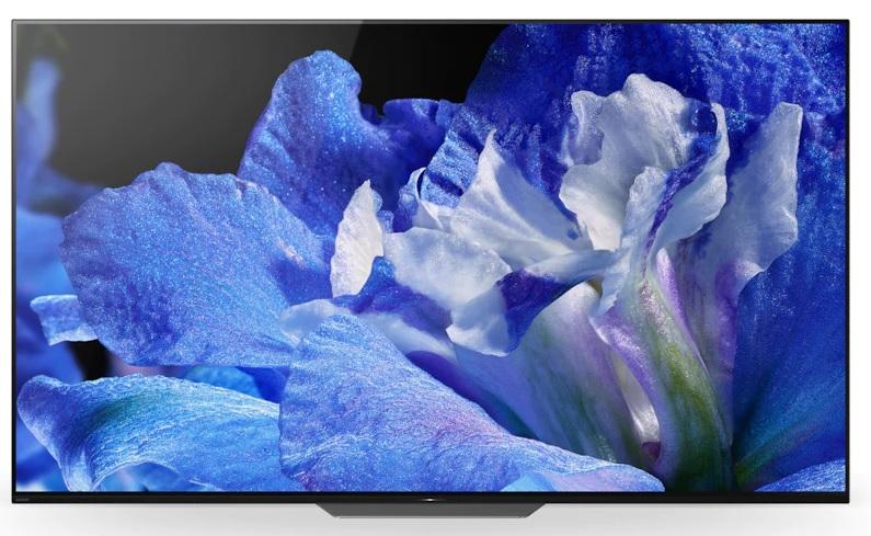 Sony Bravia AF8 OLED A8F Ultra HD 4K HDR10 Plus Smart TV 2018