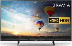 40-inch TVs - Sony XBR43X8004