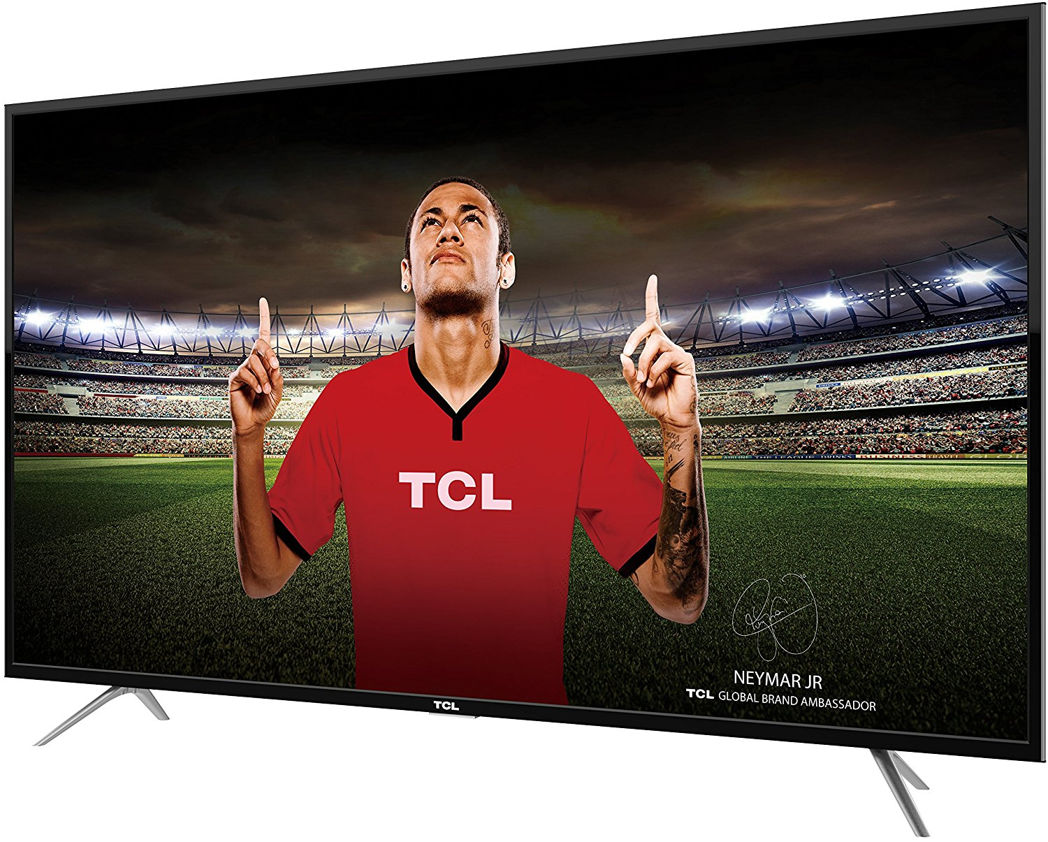 TCL 43DP608 43 Inch 4K UHD HDR TV with Freeview Play Ultra HD 4K HDR TV Hot Deals 2018