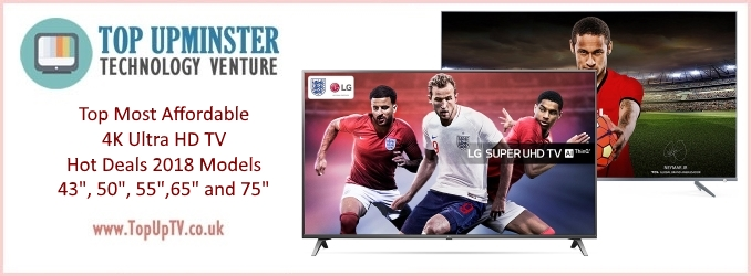 Top Cheapest Most Affordable Ultra HD 4K HDR TV Hot Deals 2018