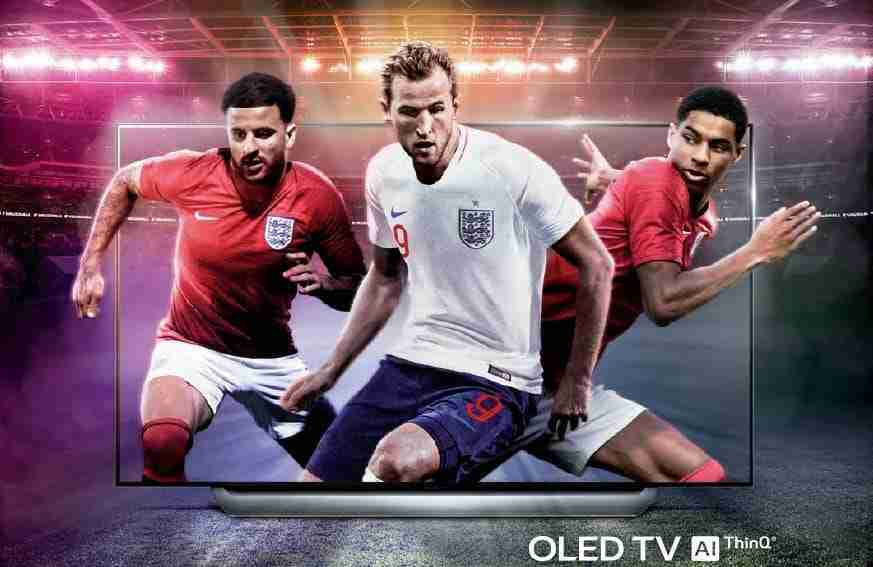 Watch the 2018 FIFA World Cup in Ultra HD 4K best oled tv watch stream