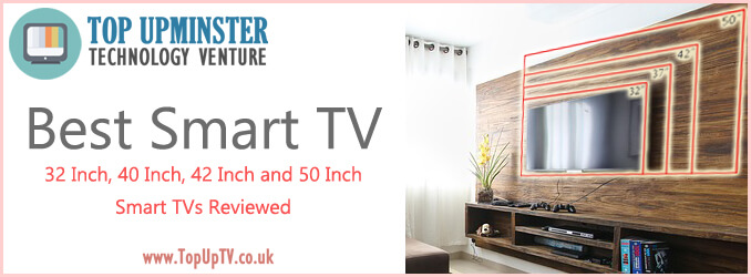best smart tv 32 40 42 50 inch