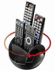 remote control holder | Meliconi 458100 Remote Control Holder