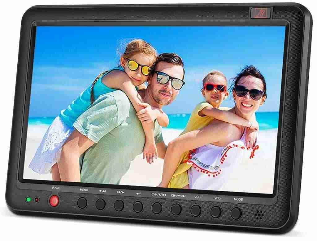ZHY DVB-T2/DVB-T Portable TV