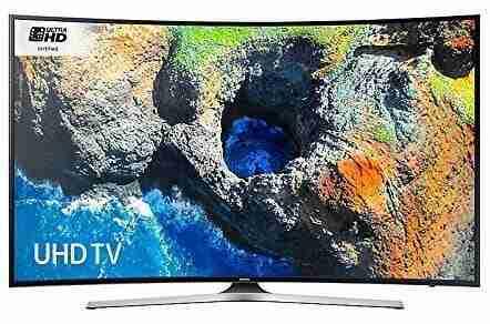 """Samsung UE65MU6200 65"""" 4K Ultra HD TV   samsung tv"""