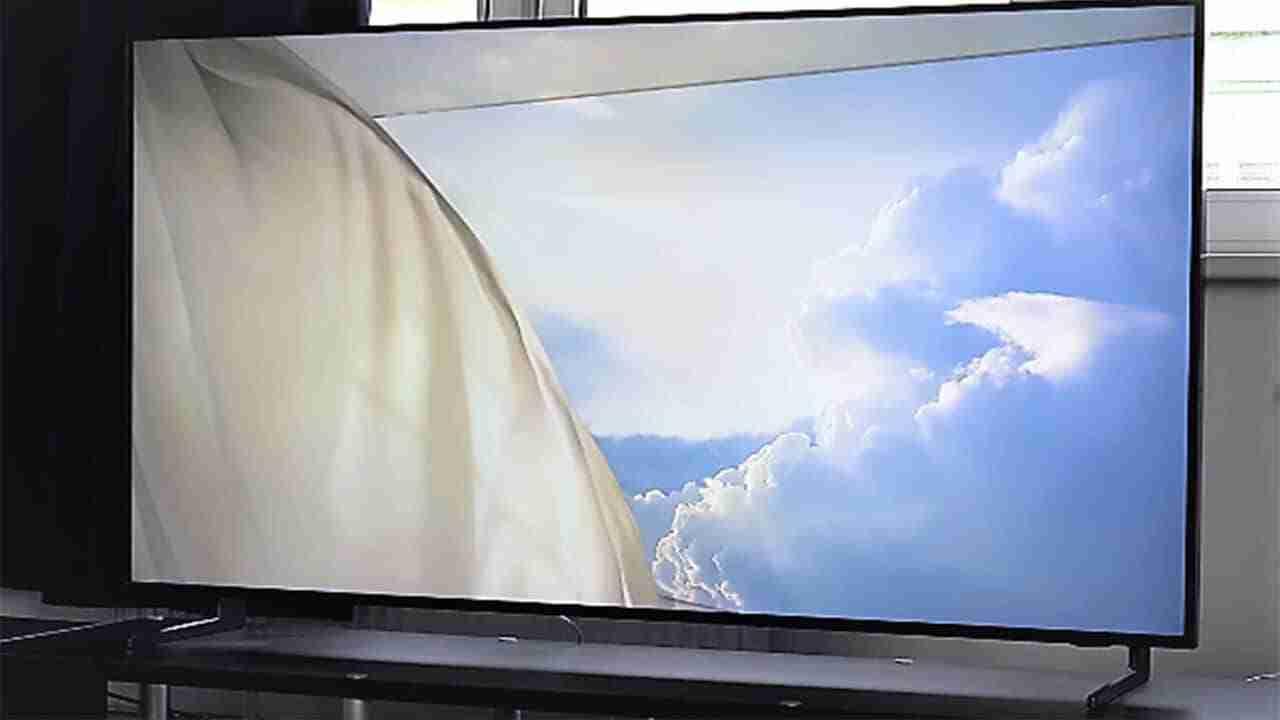Samsung Q900 8K Television