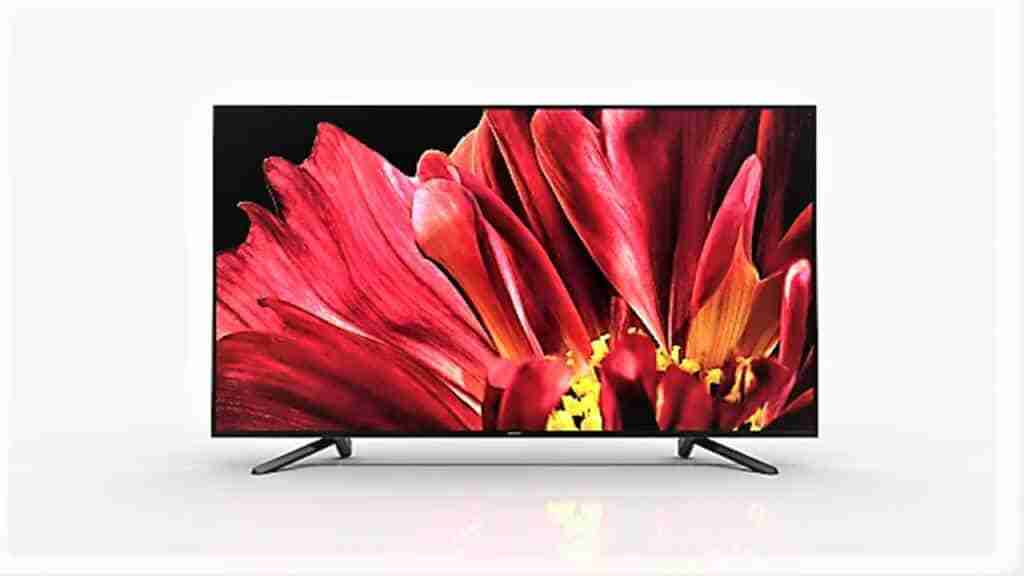 Sony Z9F Master Series Television