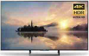 40-inch TVs - sony kd43x720e